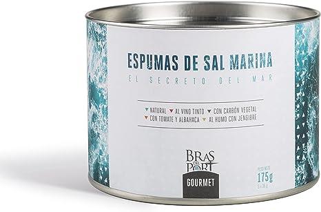 Pack de Espumas de Sal Marina 175 g: Amazon.es: Alimentación y bebidas