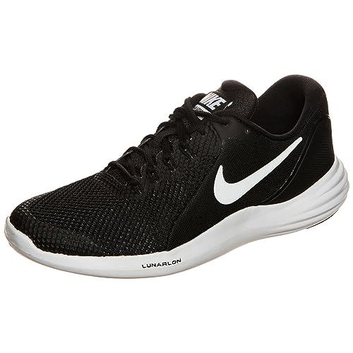 best service 0e049 2fb07 Nike Lunar Apparent (GS), Zapatillas de Trail Running para Niños, Negro  (Black White Cool Grey 001), 37.5 EU  Amazon.es  Zapatos y complementos