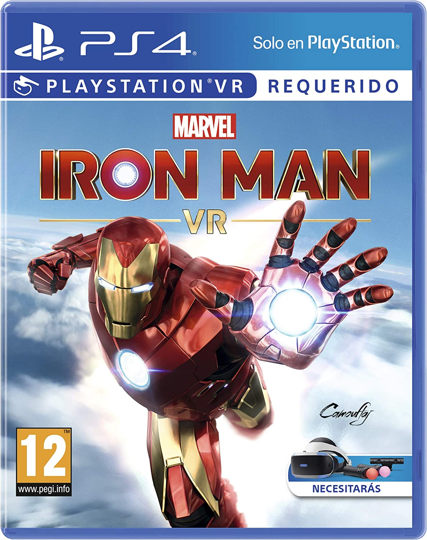 Marvel's Iron Man VR en Amazon