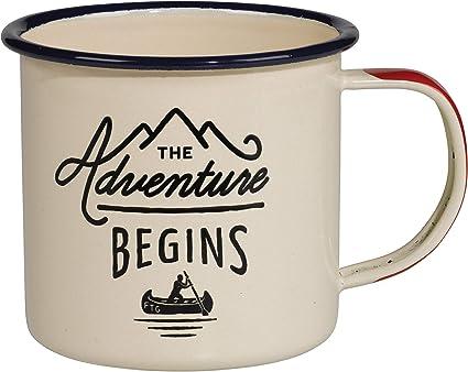 Gentlemens Hardware Sportsmans Camping Enamel Travel Mug
