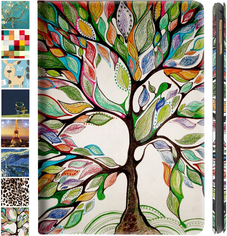 DuraSafe Cases iPad PRO 11 2020 MY232LL/A MXDC2LL/A MXDE2LL/A MXDG2LL/A MY252LL/A MXDD2LL/A MXDF2LL/A MXDH2LL/A MY332LL/A MXEW2LL/A MXEY2LL/A Ultra Slim Cover, Auto Sleep/Wake Function - Olivia Tree