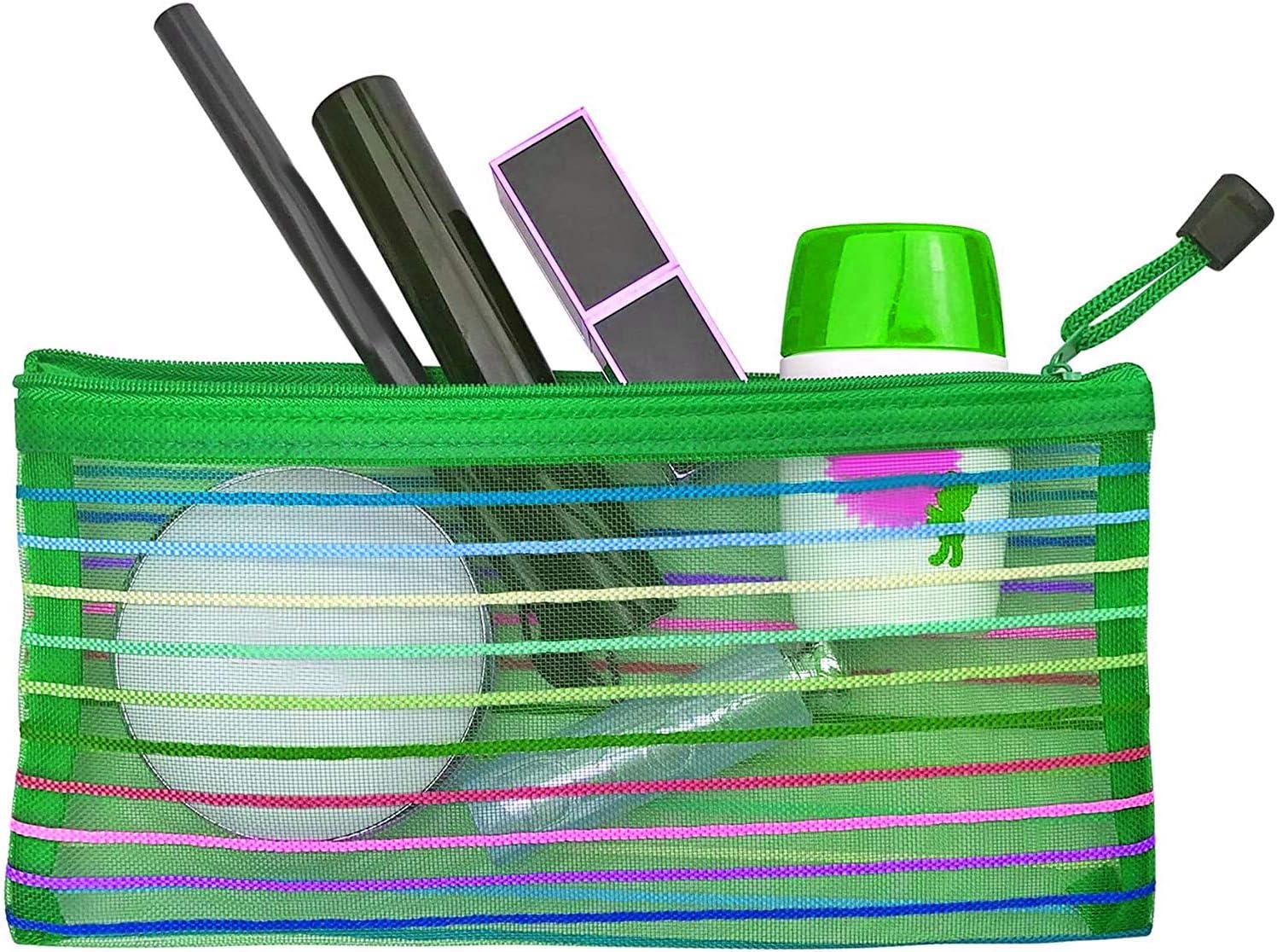 7 Farben HO2NLE 21 St/ück Dokumententasche A6 Kunststoff Rei/ßverschlusstasche Wasserdicht Zip Beutel mit Rei/ßverschluss f/ür B/üros Schulreise Zubeh/ör Reisezubeh/ör Aufbewahrungsbeutel