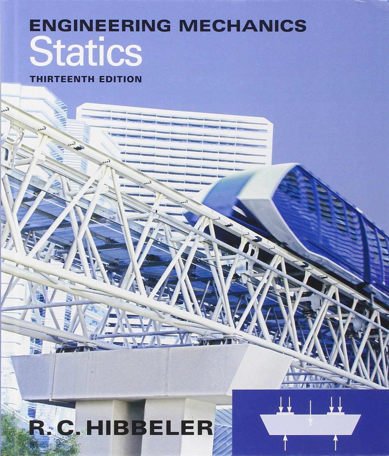 Engineering Mechanics: Statics (13th Edition): Russell C. Hibbeler:  9780132915540: Books - Amazon.ca