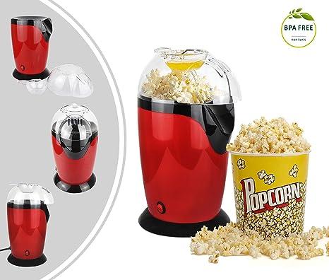 Leogreen - Elettrodomestico Per Popcorn, Macchina Per Fare Popcorn ...