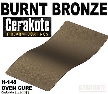 Burnt bronce H-148 horno cura, MSI cerámica arma de fuego pintura ...