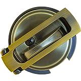 Flip Guard Antique Brass