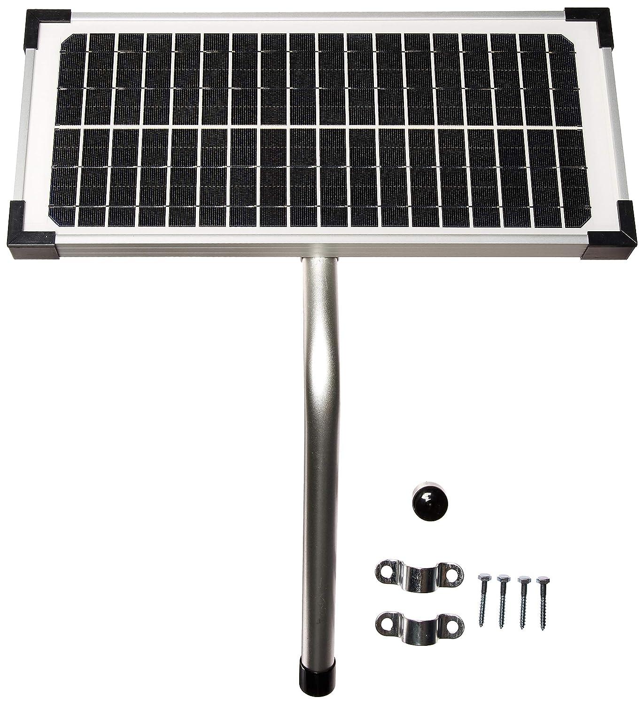10 Watt Solar Panel Kit Fm123 For Mighty Mule Automatic Gate Do Panels Work How Diagram Kids Openers Hardware
