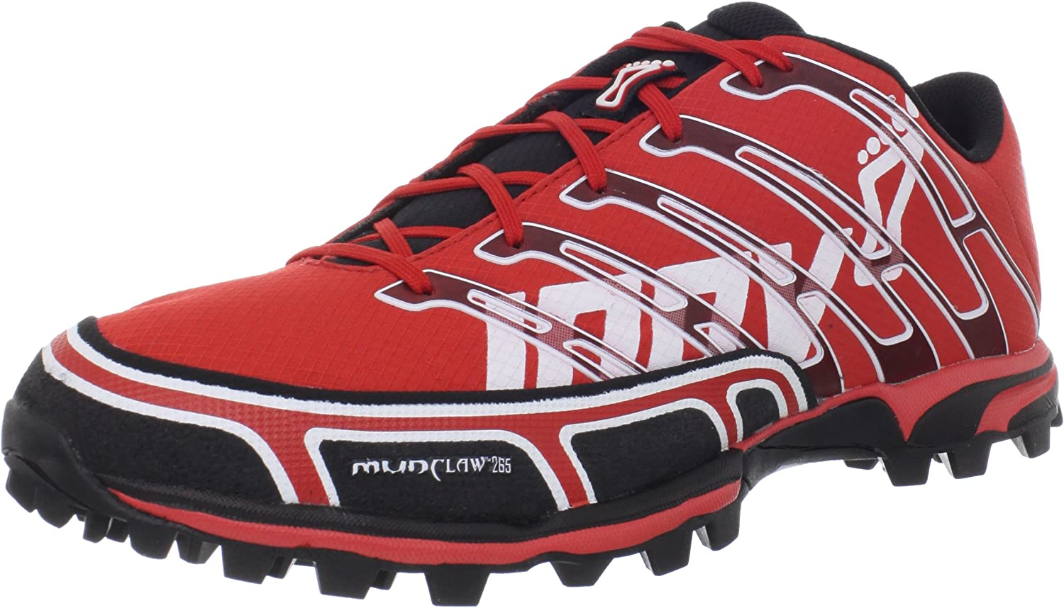 Inov8 Mudclaw 275 Mens Trail Running Shoes Red
