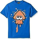 Nintendo Boys' Splatoon Orange Team Graphic T-Shirt
