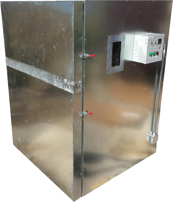 Batch Härtung Pulverbeschichtung Ofen Single Phase Elec 4 X 4 X 6 Auto