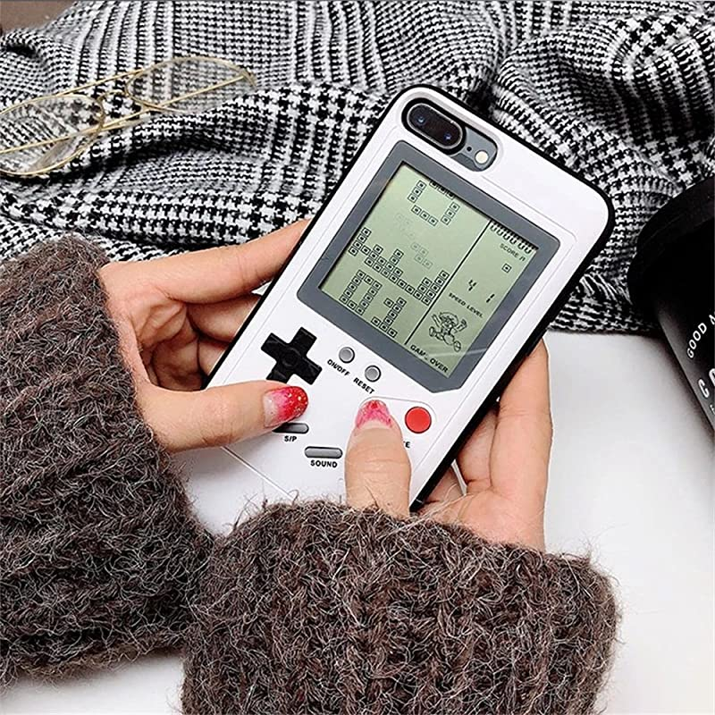 This iPhone case will turn your phone into a retro gaming machine for only $16!