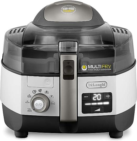DeLonghi FH1396/1 / .BK Multifry extra Chef Plus FH 1396 Freidora ...