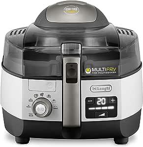 De'Longhi FH 1396/1 Extra Chef Plus Multifryer, 0125394027_weiss, White, 1 Year Brand Warranty