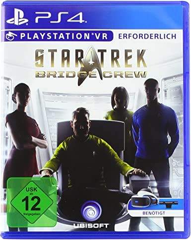 Star Trek Bridge Crew - PlayStation VR - PlayStation 4 - [PSVR ...
