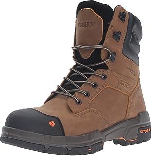 7fc12d7ef3c Amazon.com | Avenger Safety Footwear Men's 7266 8