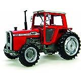 Universal Hobbies - UH2835 - Modélisme - Tracteur Massey Ferguson 590