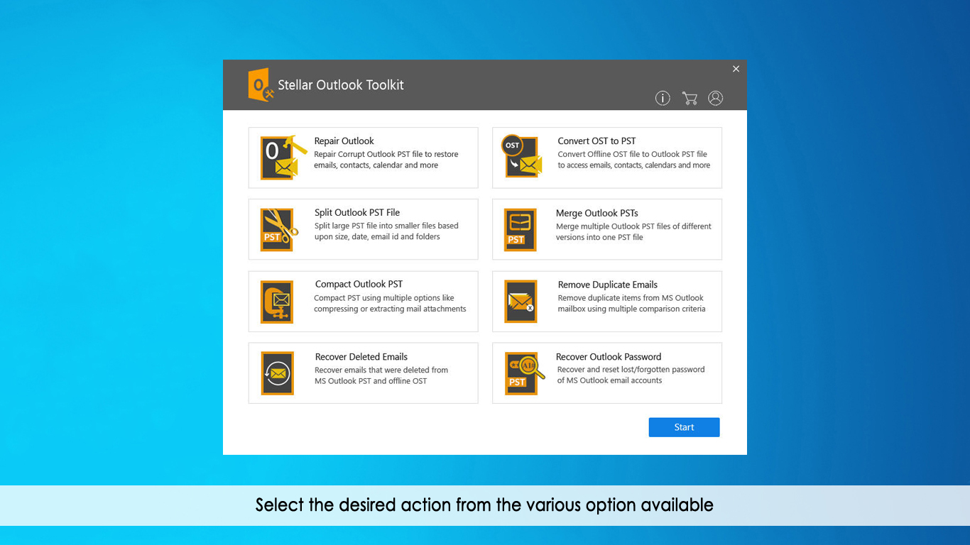 Amazon com: Stellar Outlook Toolkit [Download]: Software