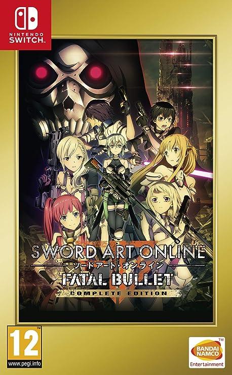 Sword Art Online: Fatal Bullet Complete Edition - Nintendo Switch [Importación inglesa]: Amazon.es: Videojuegos