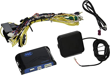 PAC RP4.2-BM21 Radio Replacement Interface with SWC for Select BMW Vehicles