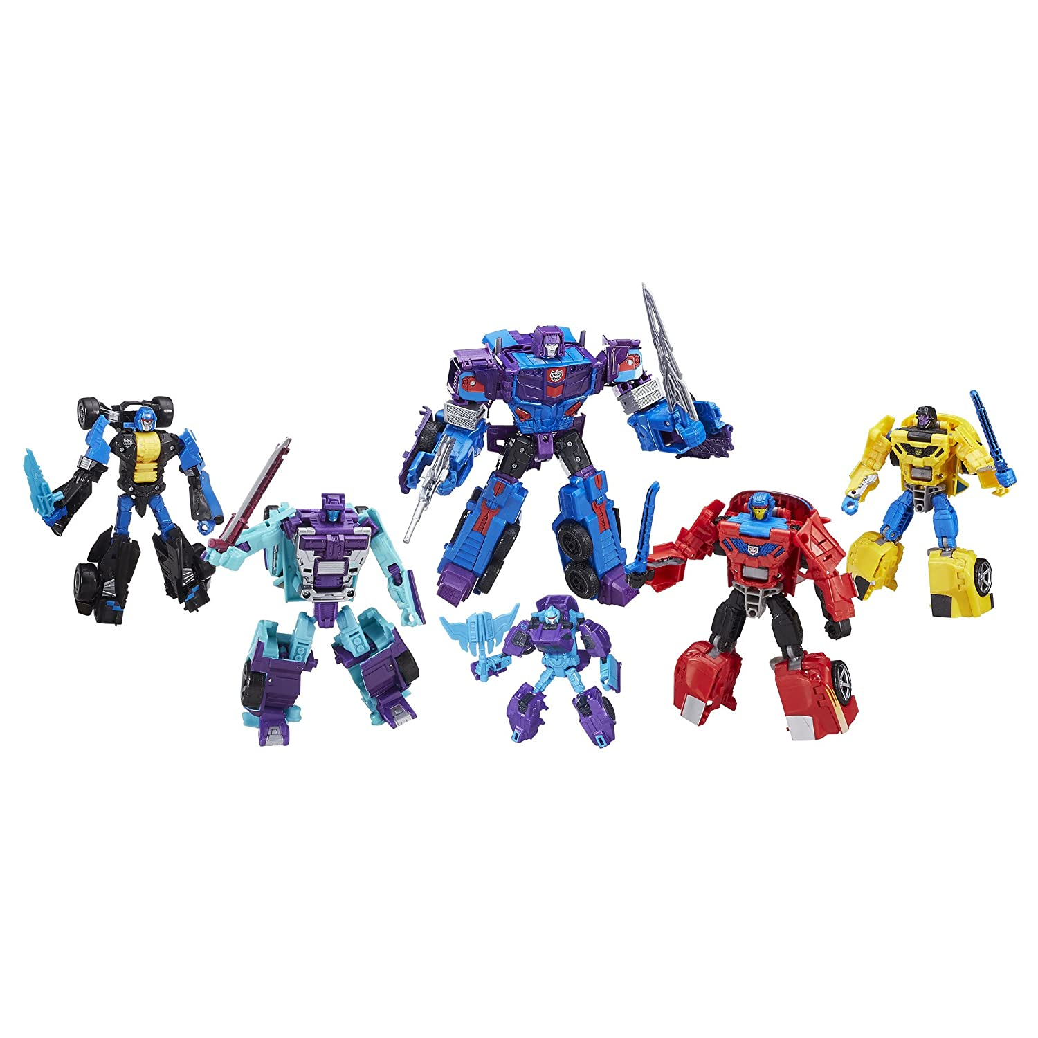 Target Transformers Toys For Boys : Transformers authentic generations g combiner wars