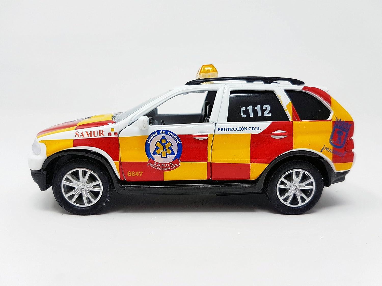 PLAYJOCS Coche Samur GT-3956