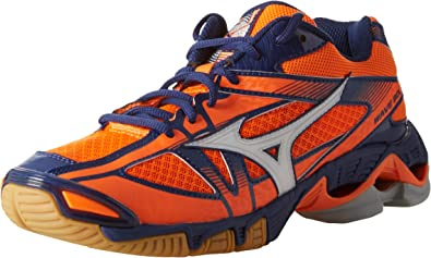 how do mizuno volleyball shoes fit uk