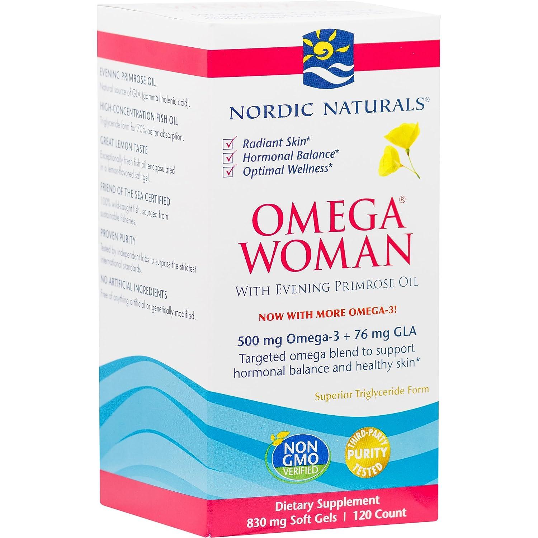 3c338b7bab8 Amazon.com  Nordic Naturals - Omega Woman