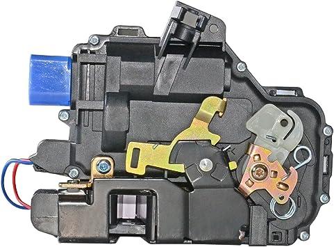 Serratura anteriore destra con chiusura centralizzata
