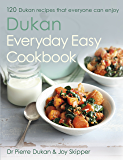 The Dukan Everyday Easy Cookbook (English Edition)