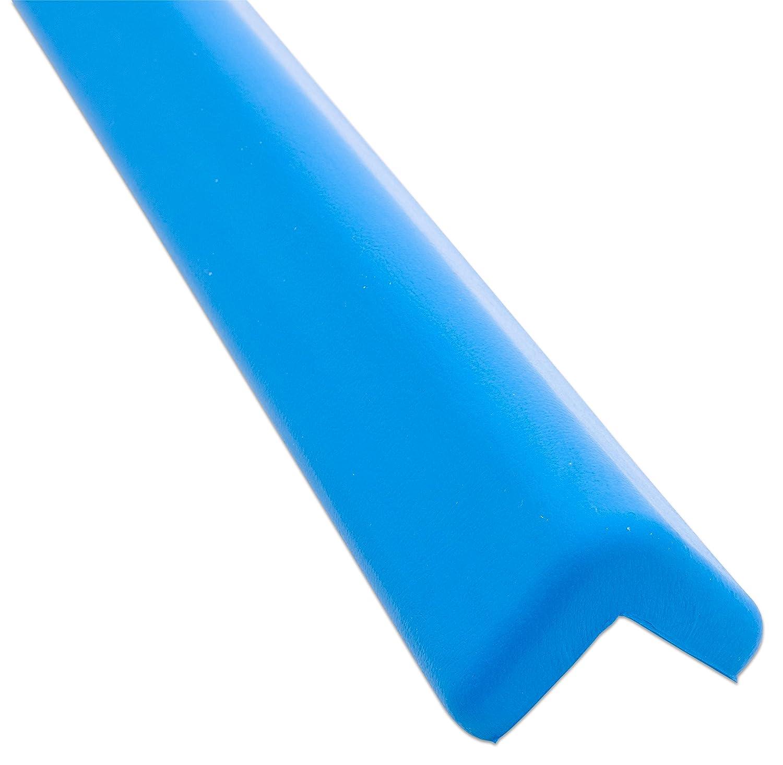 Farbe blau Unbekannt Kantenschutz aus Schaumstoff
