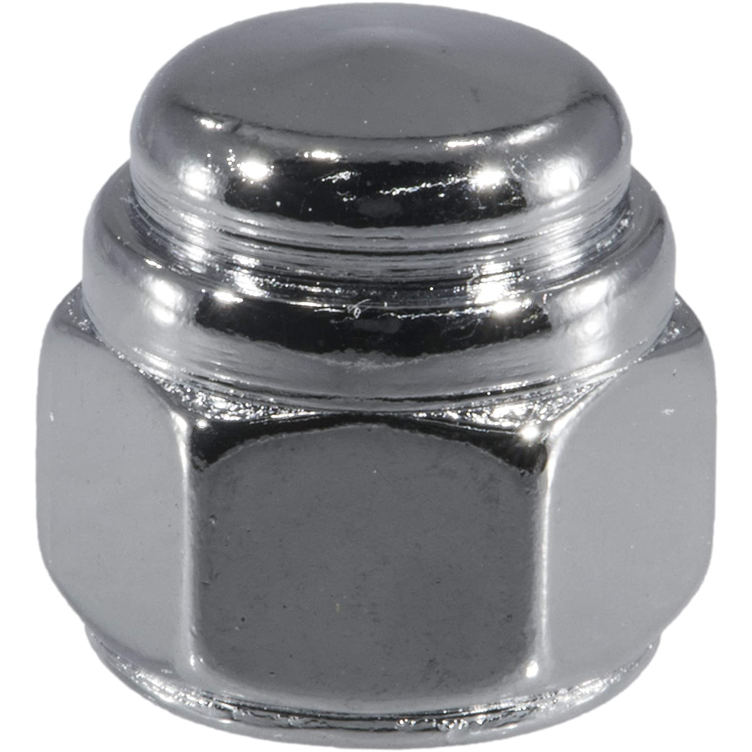 Piece-15 Midwest Fastener Corp 5//16-24 Hard-to-Find Fastener 014973478032 Flat Acorn Nut Chrome