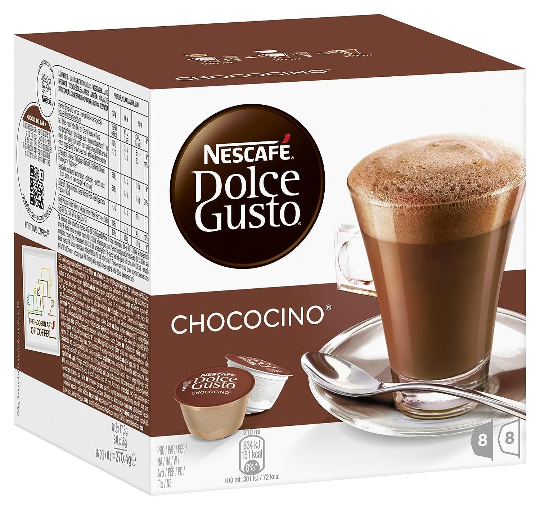 CAPSULAS NESTLE CHOCOCINO CHOCO/LECHE 16: Amazon.es: Hogar