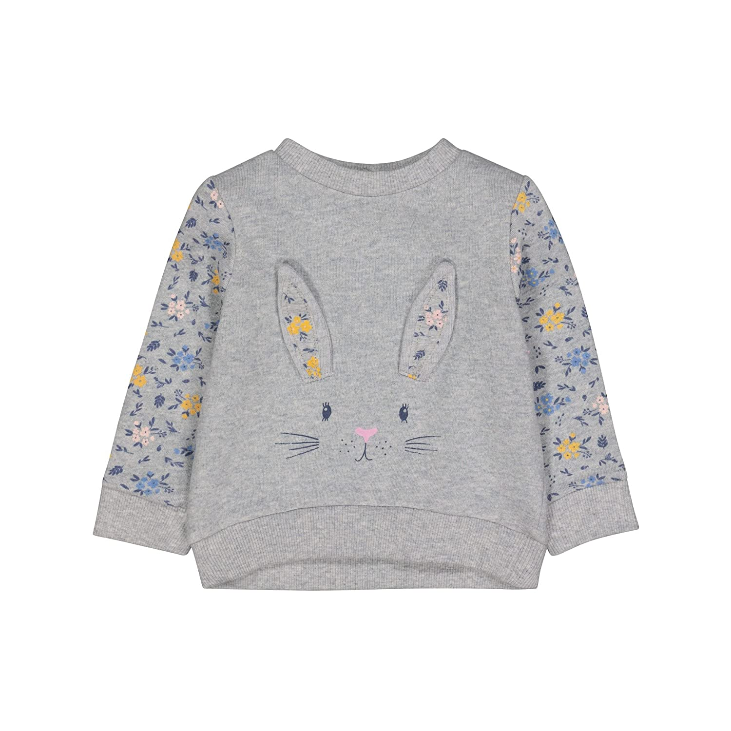 Mothercare Grey Bunny Sweat, Felpa Bimba QB520