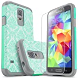 STARSHOP Galaxy S5 Case,[Not Fit Galaxy S5