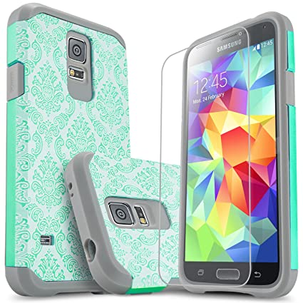 Amazon.com: Carcasa para Galaxy S5, no compatible con Galaxy ...