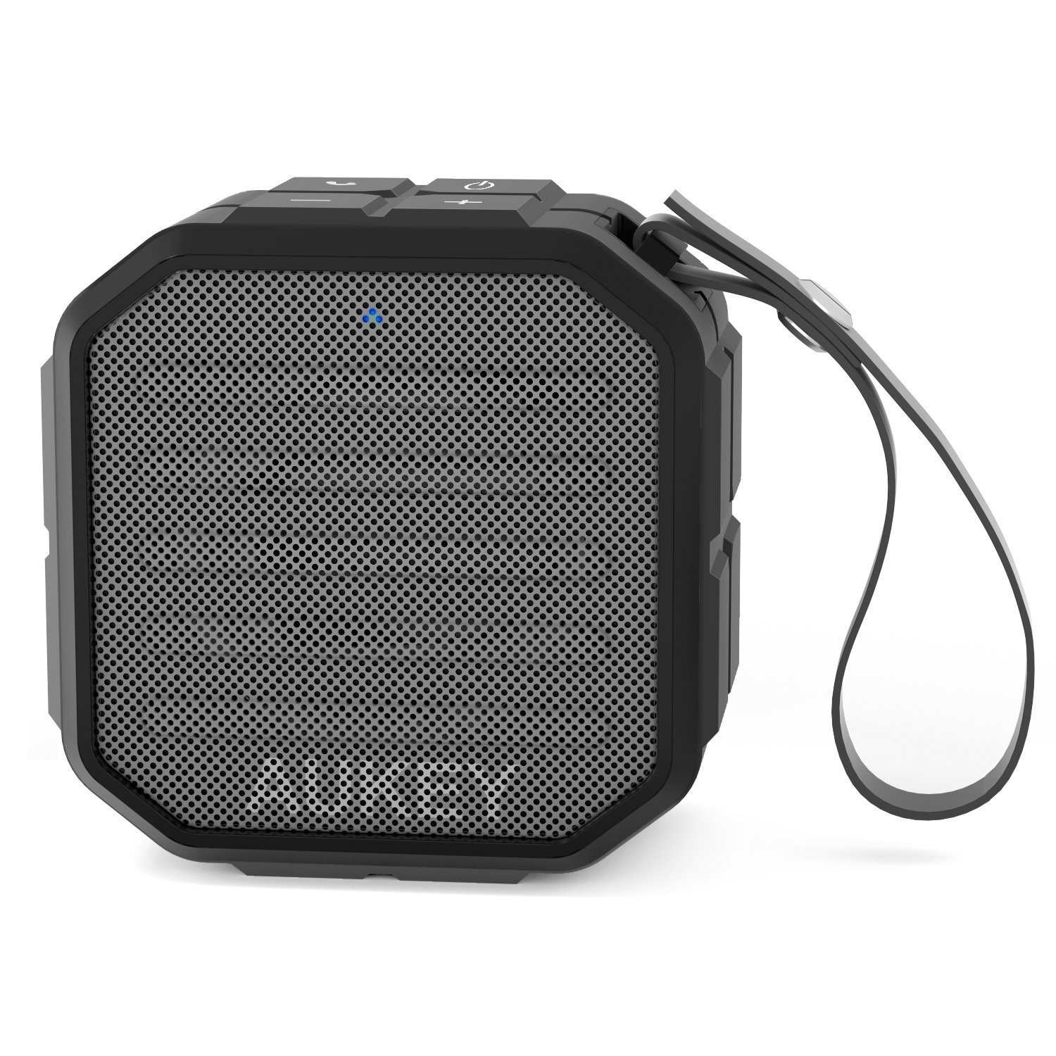 AUKEY Portable Bluetooth Speakers with Enhanced Bass and Built in Mic Outdoor Wireless Speaker Water Resistant for iPhone, iPad, Samsung by AUKEY (Image #2)