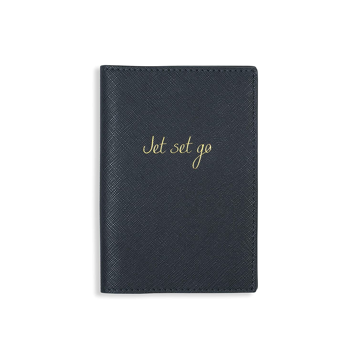 14.5x10cm Passport Holder Jet Set Go Katie Loxton Navy