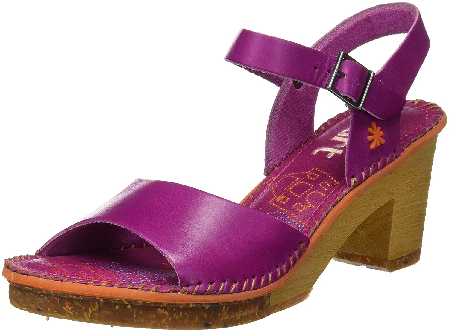 6de74904b0c Art Women's 0325 Mojave Amsterdam Open Toe Sandals: Amazon.co.uk: Shoes &  Bags