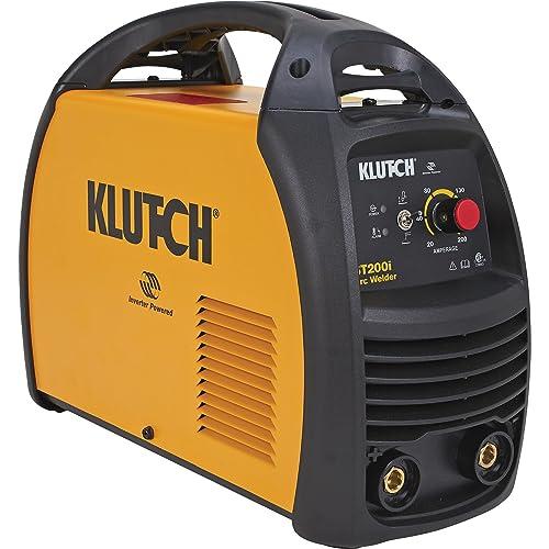 The Klutch ST200i Inverter-Powered Stick Welder – Review