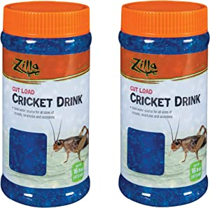 (2 Pack) Zilla Gut Load Cricket Drink