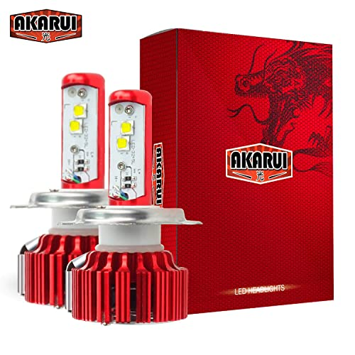 Akarui LED Headlight Bulbs Conversion Kit