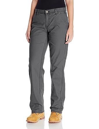 393d6580362b Amazon.com  Carhartt Women s Original Fit Crawford Pant  Clothing