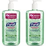 PURELL Advanced Instant Hand Sanitizer with Aloe, 1 Liter