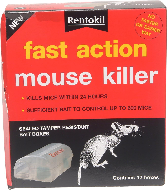 Rentokil PSA162 Advanced Mouse Killer box