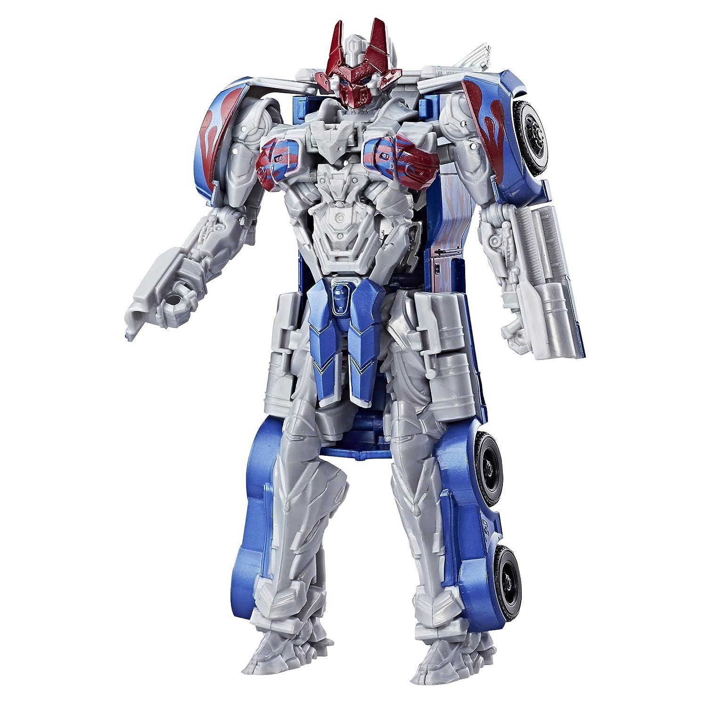 Transformers: The Last Knight -- Knight Armor Turbo Changer Optimus Prime Hasbro C0886