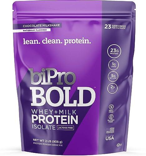 BiPro BOLD Whey Milk Protein Powder Isolate