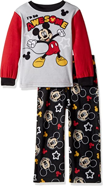 Disney Toddler Boys Mickey Mouse 2-Piece Set
