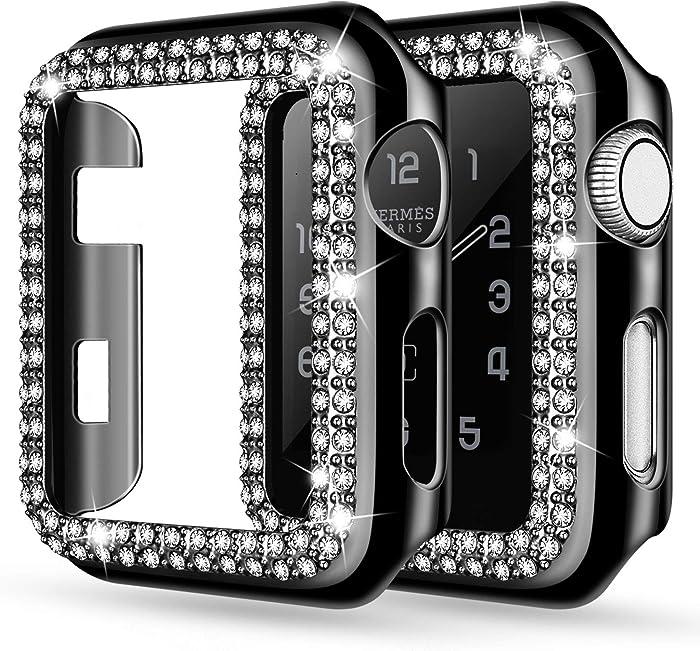 Top 9 Rhinestone Apple Watch Cover