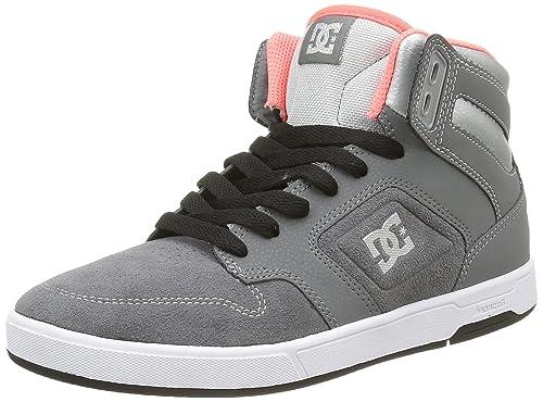 DC Universe Argosy High SE - Zapatillas Mujer, Grau (GREY/LIGHT Grey - Ggc), 36 EU: Amazon.es: Zapatos y complementos