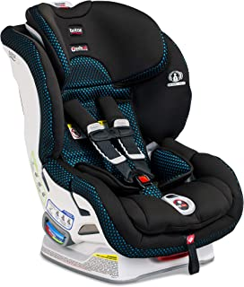 product image for Britax Boulevard ClickTight Convertible Car Seat | 2 Layer Impact Protection - Rear & Forward Facing - 5 to 65 Pounds + Cool Flow Ventilating Fabric, Cool Flow Teal